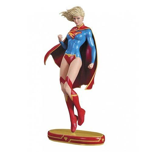DC COMICS COVER GIRLS SUPERGIRL STATUE 1