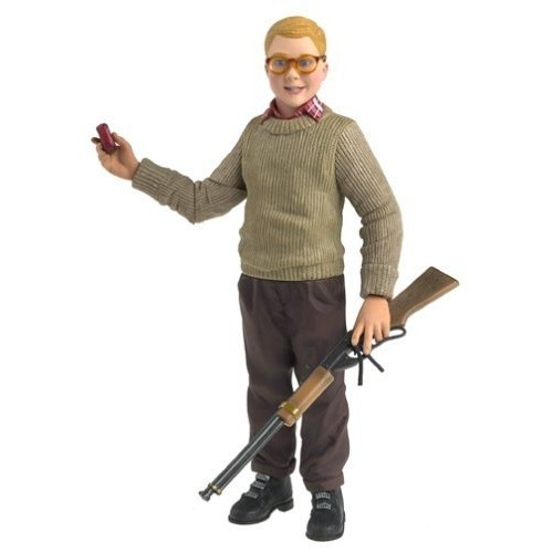 """A CHRISTMAS STORY RALPHIE 10"""" TALKING FIGURES 1"""