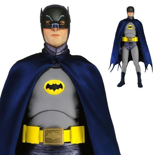 FIGURINE BATMAN 1966 TV ADAM WEST ÉCHELLE 1/4 1