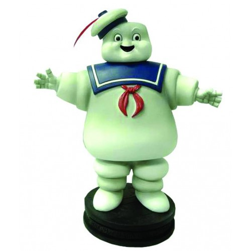 GHOSTBUSTERS STAYPUFT SHAKEM MOTION STATUE 1