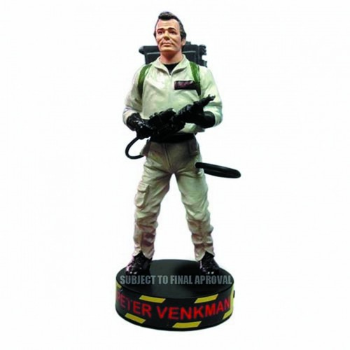 GHOSTBUSTERS VENKMAN DLX TALKING MOTION STATUE 1