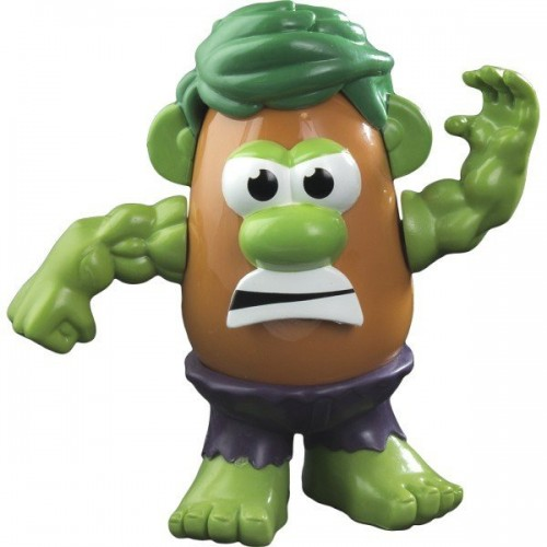 FIGURINE MARVEL HULK MR PATATE 1