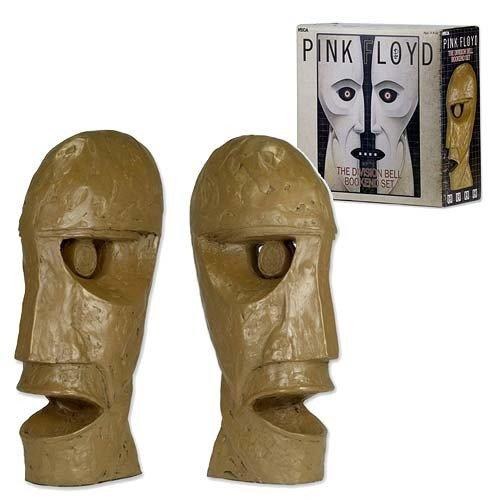 PINK FLOYD DIVISION BELL BOOKENDS STATUE 1
