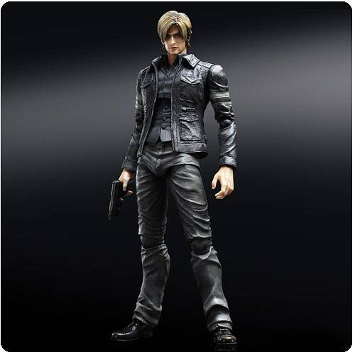 RESIDENT EVIL 6 LEON S. KENNEDY ACTION FIGURES 1