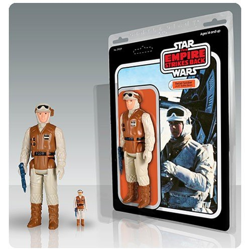 STAR WARS HOTH REBEL SOLDIER KENNER JUMBO ACTION FIGURES 1