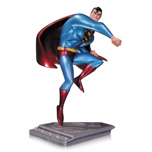 STATUE SUPERMAN MAN OF STEEL SÉRIE ANIMÉE 1