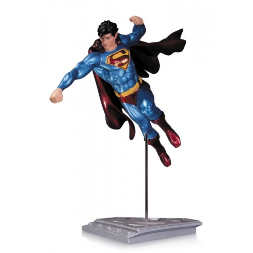 STATUE SUPERMAN MAN OF STEEL PAR SHANE DAVIS 1