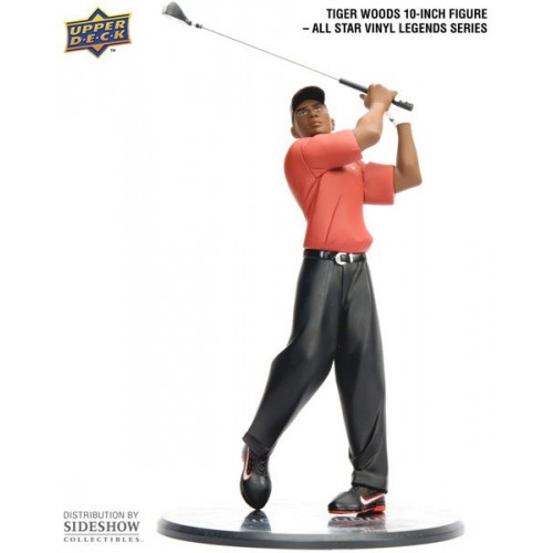 TIGER WOODS 10 INCH STATUE 1
