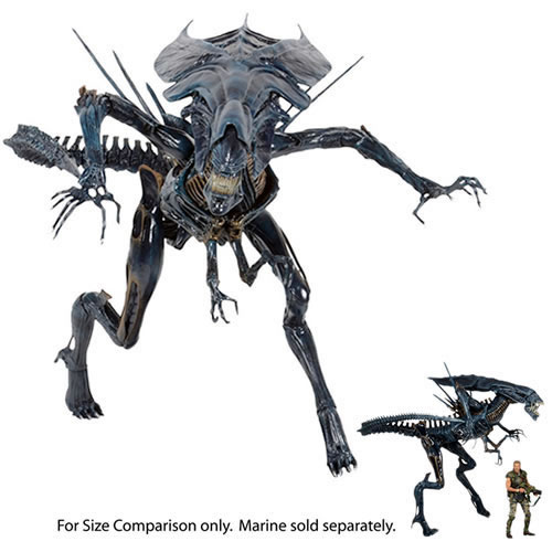 ALIENS 2 ULTRA DELUXE XENOMORPH QUEEN FIGURE 1