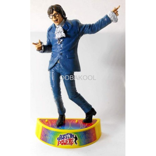 AUSTIN POWERS 9 INCH TALKING FIGURES 1