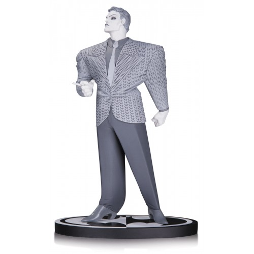 BATMAN BLACK & WHITE STATUE JOKER BY FRANK MILLER 1