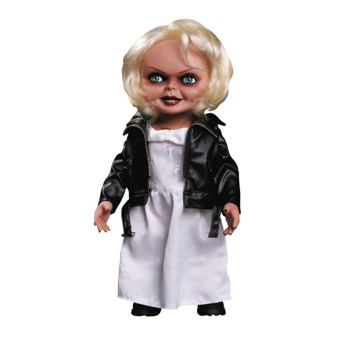 BRIDE OF CHUCKY TIFFANY 15 INCH TALKING FIGURE 1