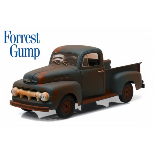 FOREST GUMP 1951 FORD F-1 PICKUP 1/18 SCALE DIECAST VEHICLE 1