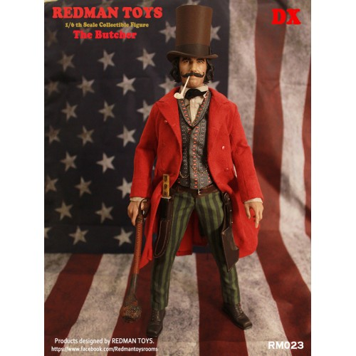 GANGS OF NEW YORK THE BUTCHER DANIEL D. LEWIS 1/6 SCALE FIGURES 1