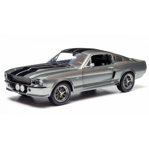 GONE IN 60 SECONDS 1967 FORD MUSTANG ELEONOR 1/18 SCALE DIECAST VEHICLE 1