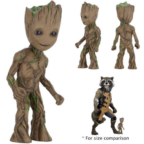 GUARDIAN OF THE GALAXY 2 GROOT PROP REPLICAS LIFE SIZE FIGURES 1