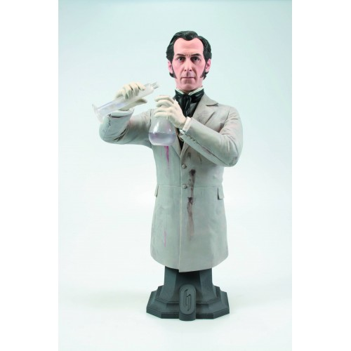HAMMER PETER CUSHING AS DOCTOR FRANKENSTEIN MAXI BUST 1