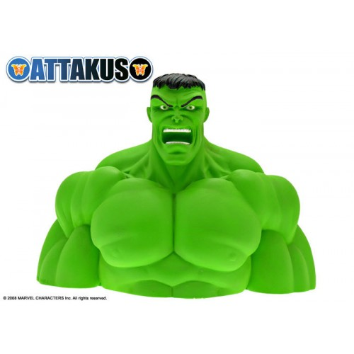 HULK BUST 6 INCH EXCLUSIF LIMITED 1
