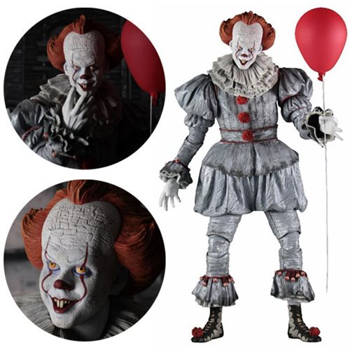 IT 2017 PENNYWISE 1/4 SCALE FIGURE 1