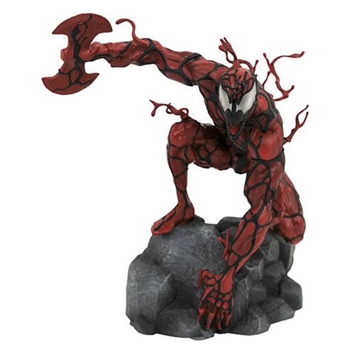 STATUE CARNAGE MARVEL COMIC GALLERY 1