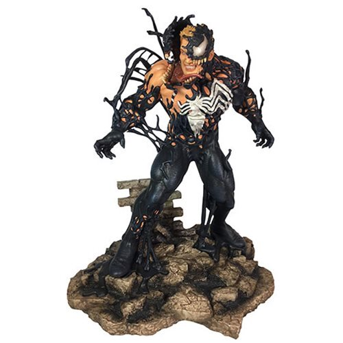 MARVEL GALLERY VENOM COMIC STATUE 1