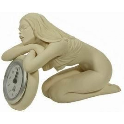 MILO MANARA 3D CLOCK IVOIRE MODEL LIMITED EDITION DEMONS ET MERVEILLES 1