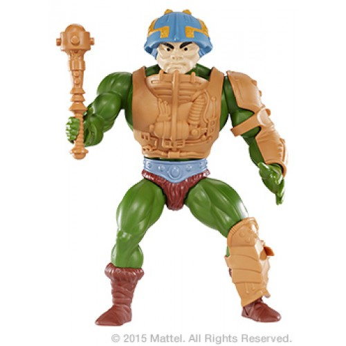 MASTERS OF THE UNIVERSE MAN AT-ARMS 12 INCH GIANT FIGURE CLUB MOTU EXCLUSIVE 1