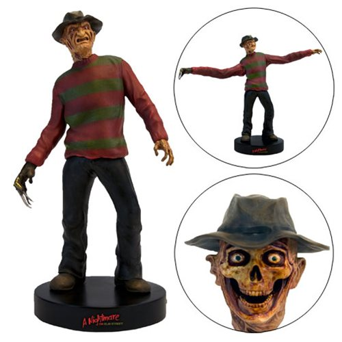 STATUE FREDDY KRUEGER NIGHTMARE ON ELM STREET 1