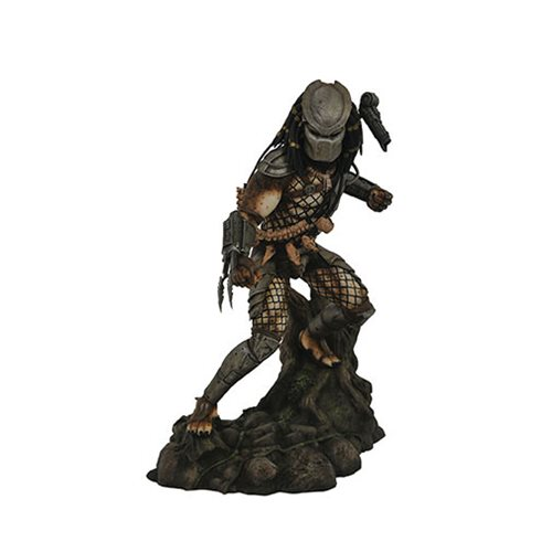 PREDATOR GALLERY JUNGLE PREDATOR STATUE 1