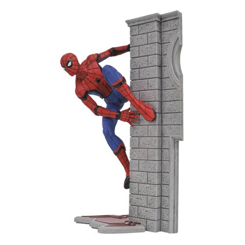 SPIDER-MAN MARVEL GALLERY SPIDER-MAN HOMECOMING STATUE 1