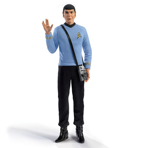 STAR TREK MR. SPOCK TALKING FIGURE 15 INCH 1