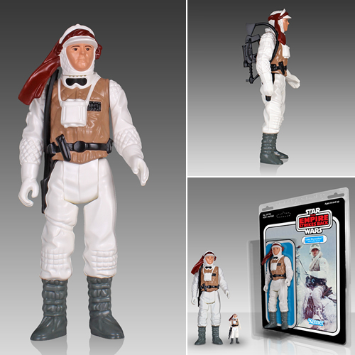 STAR WARS KENNER JUMBO LUKE SKYWALKER HOTH 12 INCH FIGURE 1