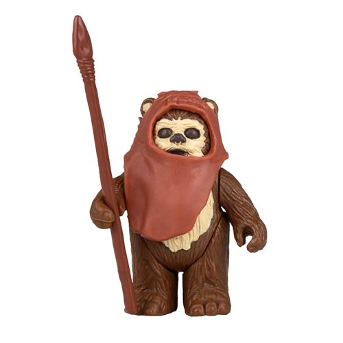 FIGURINE JUMBO WICKET RETOUR DU JEDI STAR WARS KENNER 1