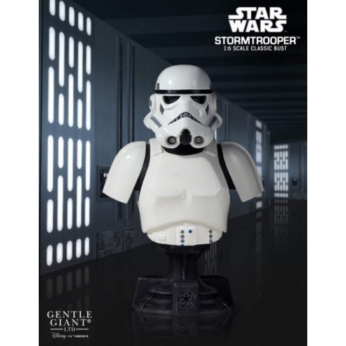 STAR WARS STORMTROOPER CLASSIC BUST: A NEW HOPE PGM EXCLUSIVE 1