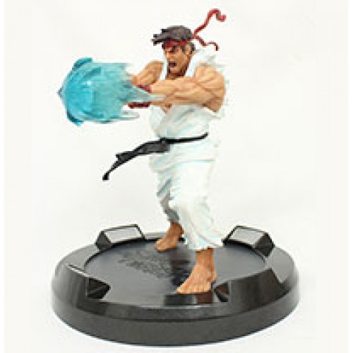 STREET FIGHTER RYU COLLECTOR STATUE 1