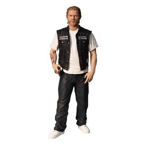 FIGURINE JAX TEILER SON OF ANARCHY 12 POUCES 1