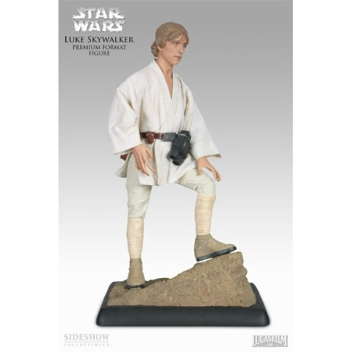 Star Wars LUKE SKYWALKER MARK HAMIL ON TATOOINE A NEW HOPE PREMIUM 1/4 SCALE STATUE 1