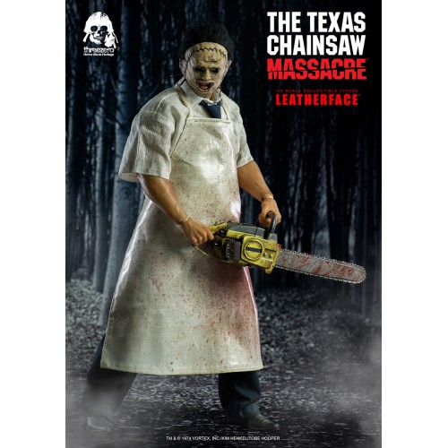 THE TEXAS CHAIN SAW MASSACRE LEATHERFACE 1/6 SCALE FIGURE 1