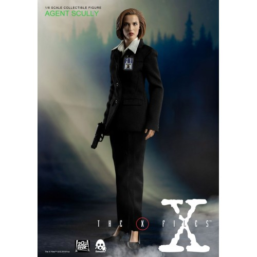 THE X-FILES AGENT DANA SCULLY GILLIAN ANDERSON 1/6 SCALE FIGURE 1