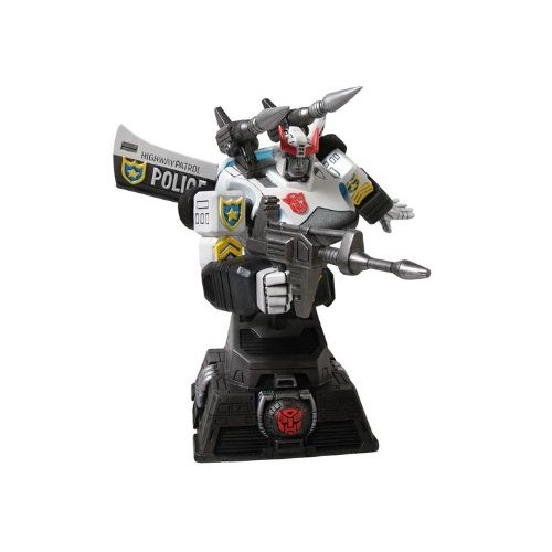 TRANSFORMERS PROWL RESIN BUST 1
