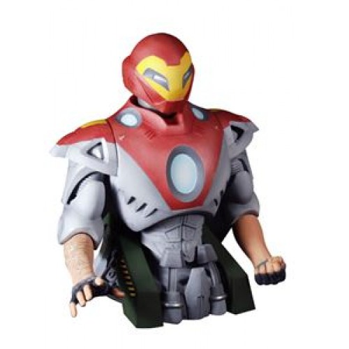 BUSTE ULTIMATE IRON MAN MARVEL 1