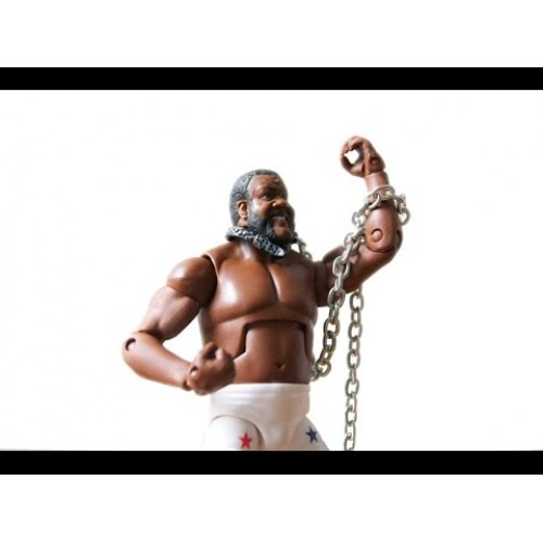 WWE ELITE JUNKYARD DOG FIGURE 1