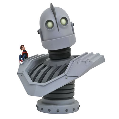 LEGENDS IN 3D THE IRON GIANT 1/2 SCALE BUST 1