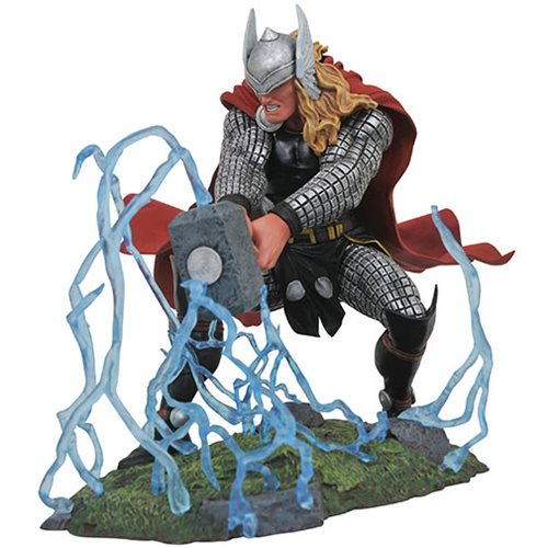 MARVEL GALLERY THOR COMIC STATUE 1