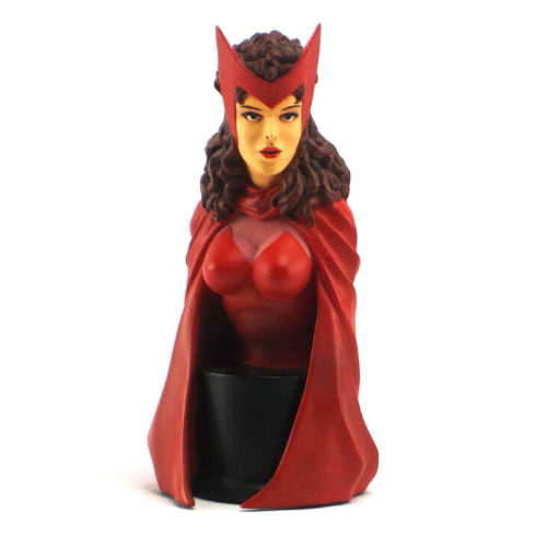 AVENGERS SCARLET WITCH MARVEL BUST BY BOWEN 1
