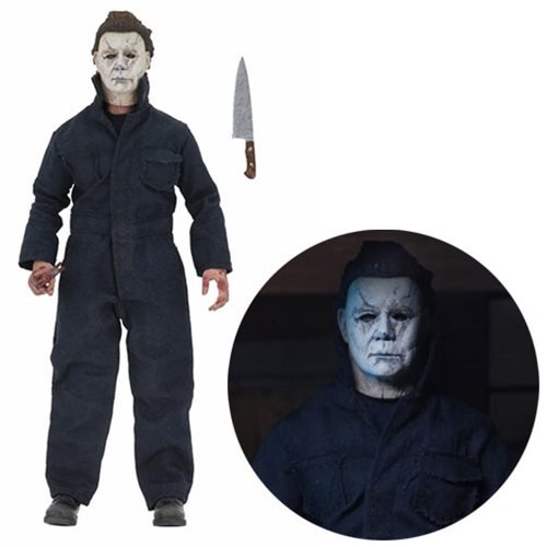 HALLOWEEN 2018 Michael Myers 8 INCH CLOTHED FIGURE 1