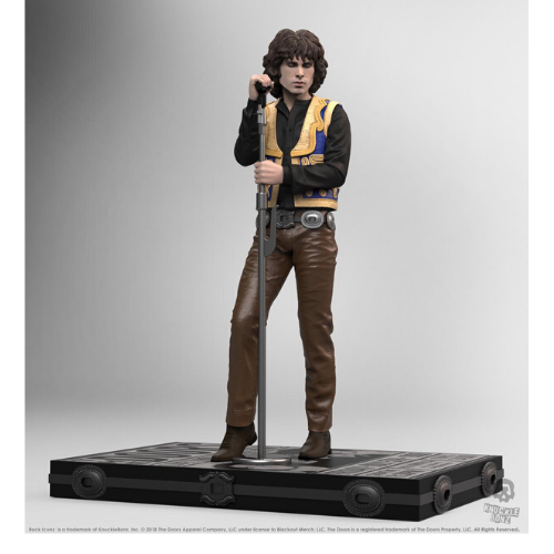 THE DOORS Jim Morrison Rock Iconz STATUE 1