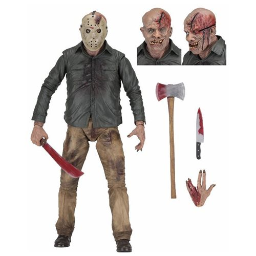 FRIDAY THE 13TH PART 4 JASON VOORHEES 1/4 SCALE FIGURE 1
