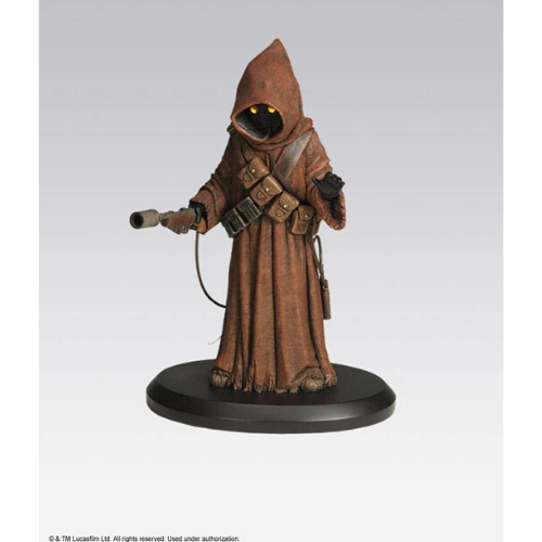 STATUE Star Wars JAWA COLLECTION ÉLITE ÉCHELLE 1/10 1