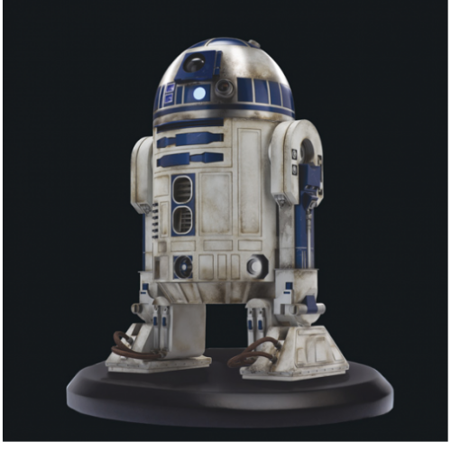 Star Wars R2-D2  #3 ELITE COLLECTION 1/10 SCALE STATUE 1
